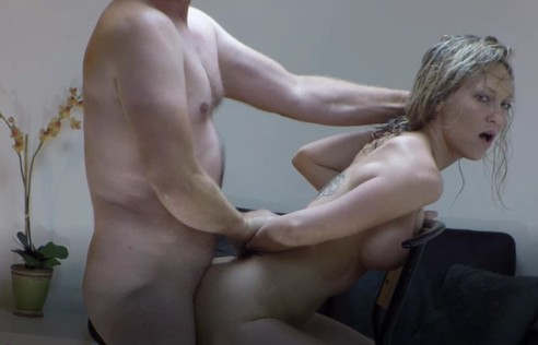 Surprise anal