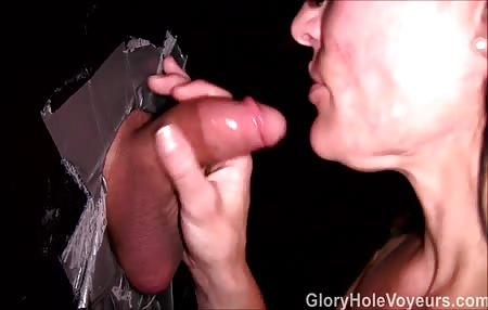Angelina Rose Sucks & Fucks in Gloryhole